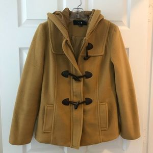 Forever 21 Pea Coat Size M